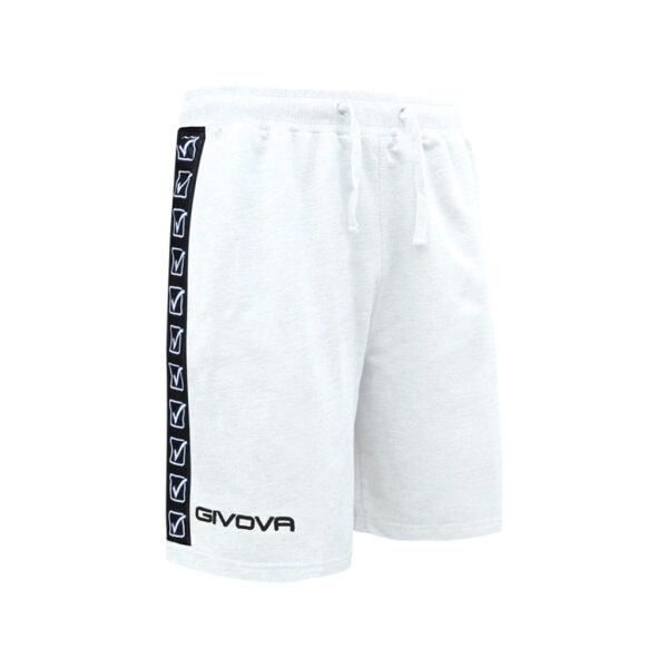 Street wear Givova PANTALONCINO TERRY BAND
