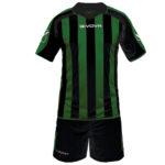 Чорний/Зелений