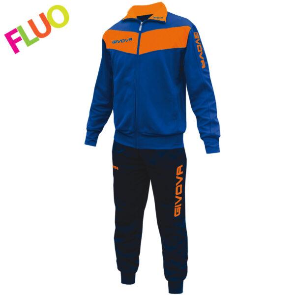 Спортивний костюм TUTA VISA FLUO