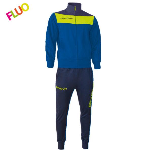 Спортивний костюм TUTA CAMPO FLUO