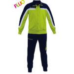 Жовтий FLUO/Синій
